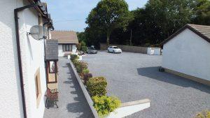 Parc Gwair Cottage Car Park