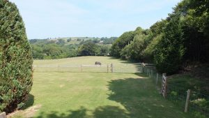 Parc Gwair Cottage Field