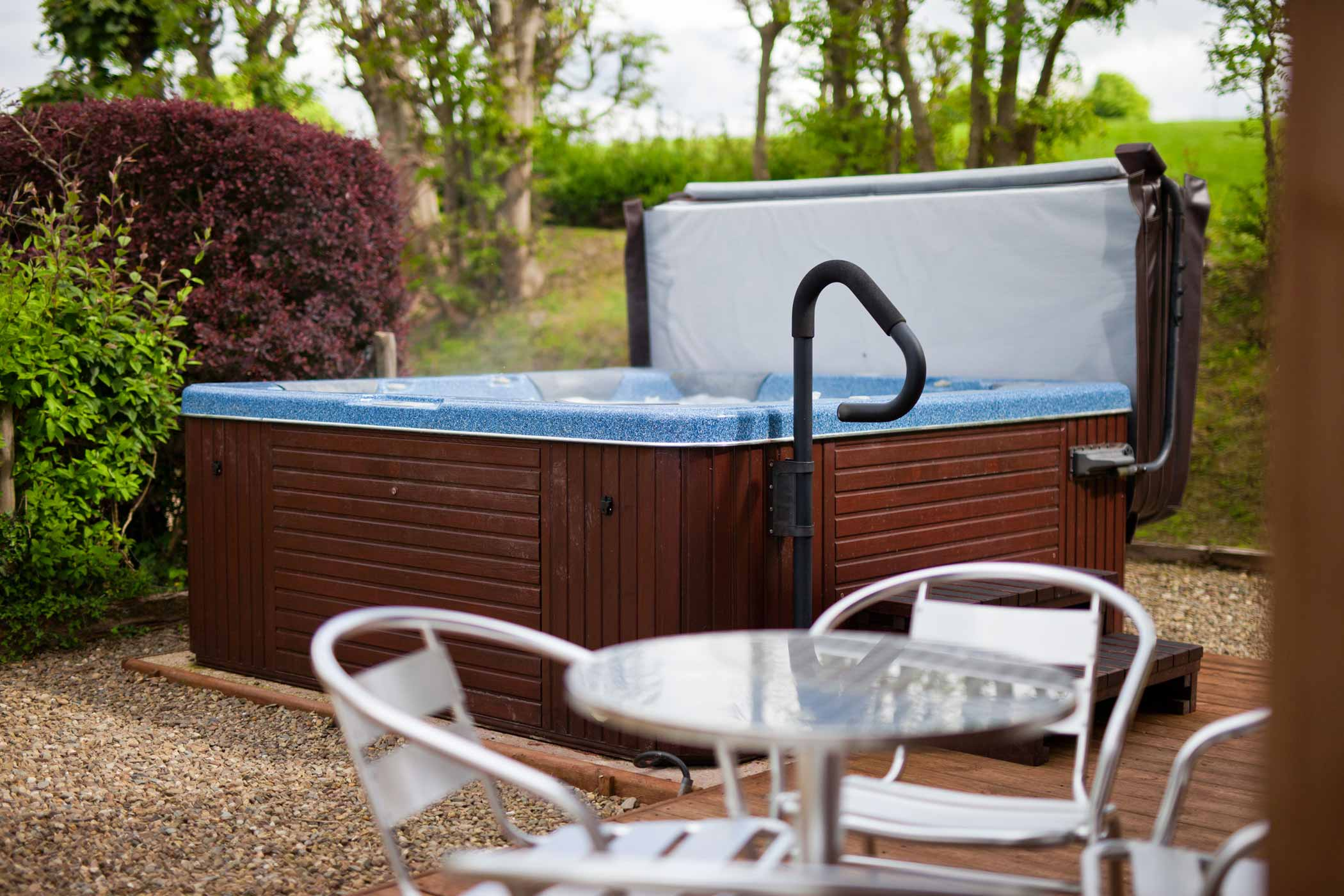Parc Gwair Holiday Cottage Hot Tub New Quay