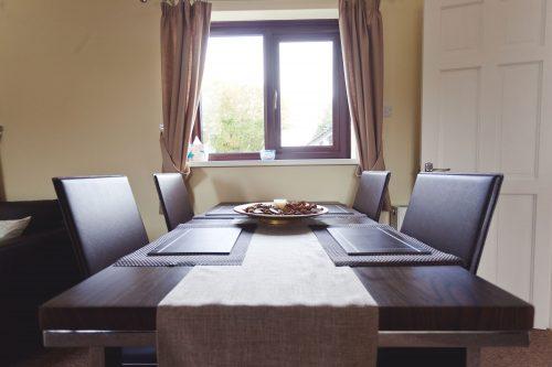 parc gwair dining table