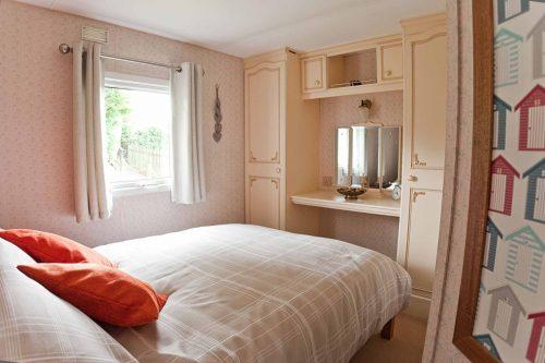 Parc Gwair Caravan Double Room