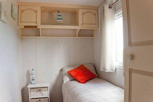 Parc Gwair Caravan Single Room